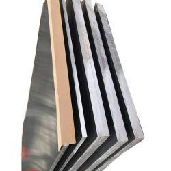 Partie d'usinage d'aluminium métallique personnalisé les feuilles de cuivre