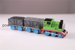아이 교육 장난감 플라스틱 자석 열차는 호환성 철도 선로 차를 놓는다