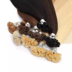 Estensione naturale di Remy anello facile brasiliano dei capelli umani del Virgin del micro