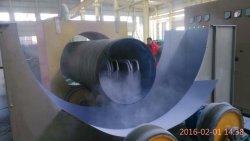 3PE Fbe стальные трубы и трубки покрытие Eqipment высокое напряжение электростатического распыления эпоксидной порошковой системы