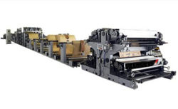 Tube en papier stratifié plastique multicouche formant Making Machine à l'aide en PEHD de sac composé de feuilles de vérin