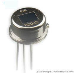 PIR Sensor D203s verdoppeln Elemente passiver Pyroelectric Infrarotradialdetektor