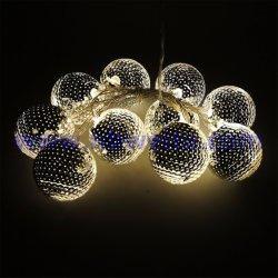 3W fonctionne sur batterie partie Décoration chaîne à billes de lumière à LED