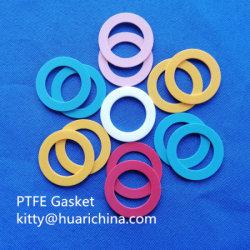 De kleurrijke Vlakke Verbinding van de Olie van de Verbinding van de Klep van de Wasmachine PTFE Teflon