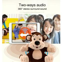Беспроводная сеть HD дома ребенка P2p голосовой Интерком кукол веб-камера WiFi IP-камера