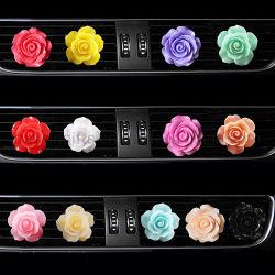 Rose Flower Saída Automática Ambientador para carro