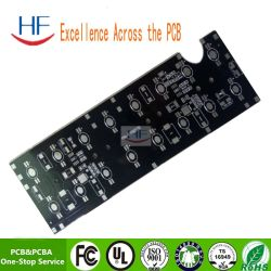 Shenzhen-Hersteller substratfläche-Nachtlicht-Aluminiumsubstratfläche gedruckte Schaltkarte des Qualitäts-und niedrige Kosten-nicht für den Straßenverkehr Fahrzeug-engagiertes LED Aluminium