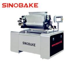 Het automatische Volledige Koekje Muction die van Drie Kleur Machine/de Machine van de Fabricatie van koekjes maken