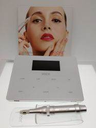 Goochie Nuevo Diseño Digital M-4 máquina para tatuajes de cejas maquillaje permanente