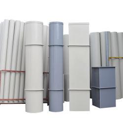 نظام تهوية PP إمداد المياه تحت الأرض أنبوب بلاستيكي