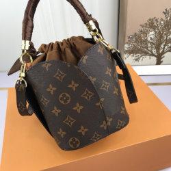 Модным дизайнером дамской сумочке женщин бренда мешки леди плечо сумки высокого качества Сумки кожаные сумки роскошь дамской сумочке 2020 мешков L-V