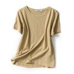 2020 оптовой пеньки одежды женщин изготовленный на заказ<br/> конопли T футболки на заказ