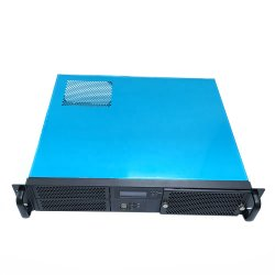 """Cassa di alluminio del PC del Governo del calcolatore di """" server """" del supporto di cremagliera 4u di alta qualità dell'OEM"""