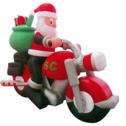 불타오한 야외 실내 크리스마스 산타클로스 불타블타게 광고 인플레이터입니다
