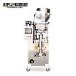 自動微粒の塩の米または豆またはシードまたはスパイスまたは砂糖または穀類の棒の磨き粉袋の満ちるシーリングパッキング包装機械