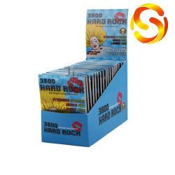 Hardrock 3800-männliche Verbesserungs-Ergänzungs-natürliche Libido-Geschlechts-Energie