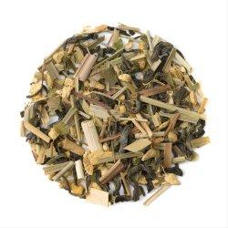 100% طبيعيّ عشب صحّة دافئ رحم شاي زنجبيل [غرين تا]