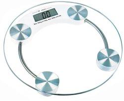 4mm/5mm/6mm Dicke gehärtetes Gewicht Skala Glas Runde oder rechteckige Form