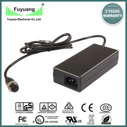 Fuyuang 15 ячеек электронной машины LiFePO 54.7V 3A4 зарядные устройства для батарей