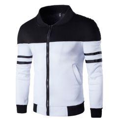 Grupo Sidiou Homem casual jaquetas uniformes de beisebol cubra