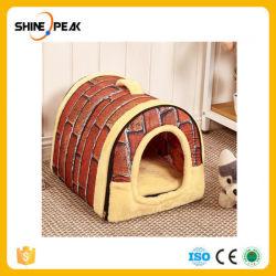 Dog House Kennel nido con Mateo Perro cama plegable cama Cat House para pequeñas y medianas perros mascotas cama producto Bolsa de viaje