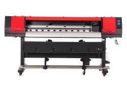 Barato a jato de tinta digital Solvente ecológico Impressora máquina de impressão de Banner Flex
