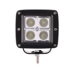Super helle 12V 24V LED Hülsen für Arbeits-Licht des Kleintransporter-UTV ATV SUV des Motorrad-12W des Auto-LED