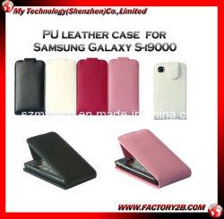 PU кожаный футляр для Samsung Galaxy S-I9000