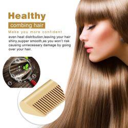 Cheveux électrique multifonctions Hotsale redresser Comb adapté et défriser les cheveux de style du dispositif de courbure