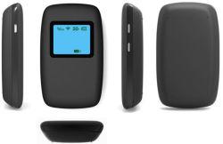 工場OEMのSIMのカードスロットサポート8ユーザー2000mAh電池が付いている携帯用ホットスポット4G LTE MIFI移動式WiFiのルーター