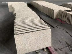Буш его стены плитками на полу Бразилии Geallo Topazio Gold гранита оболочка асфальтирование камня для проектов