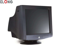 19inch a tubo catodico colore nero e d'argento della TV per la scelta, migliore prezzo di buona qualità