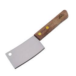 小型切り刻むナイフのチーズ包丁のナイフの木のハンドル