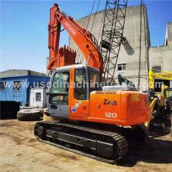 Importado de Japón Hitachi ZX120/excavadora Hitachi EX120-6120-1 ZX ZX120-3 Excavadora de segunda mano