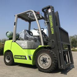 Contenedor de alimentación de la fábrica Zoomlion Carretilla elevadora FL30 FL35 3ton el equipo de carretillas 3.5ton