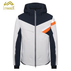 새로운 형식 디자인 겨울 남자의 옥외 스키 재킷 남자의 겨울 착용 남자는 재킷을 방수 처리한다