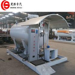 3cbm 5cbm 3000 litros 5000 litros de la estación de reabastecimiento de combustible Autogas