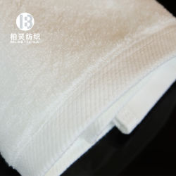 Цвета белый хлопок Гостиница качества поверхностей полотенце гость стороны тканью оптовой промойте салфетки для ванной комнаты