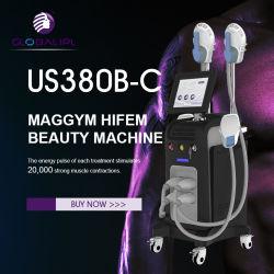 12 Tesla EMS 근육 자극기 EMS 슬림 머신 근육 자극기 Body Building EMS Machine / Slimming Sculpt Emslim Slim Beauty