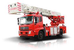 Zlf5150jxfyt25 la lucha contra incendios de la escalera de la antena de vehículo con motor Diesel
