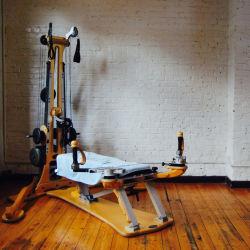 CE 인증, ont-P9 상용 다기능, Wood Pilates 장비, 자로톤 바디 빌딩의 자이로키네시스(&G