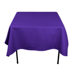 テーブルクロスの綿の結婚式のテーブルクロスのテーブルクロスの麻布