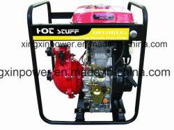 """1.5 """" 2 """" 3 """" Lutte contre les incendies diesel refroidi par air de la pompe à eau"""