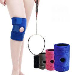 Het Verwarmen van de Bescherming van de Steun van de Steun van de Knie van de training Kneepad de Vrije Steekproef van het Silicium