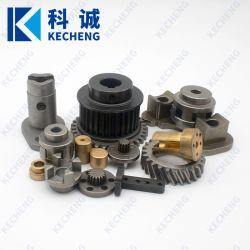 Molde de grafito de alta pureza para la metalurgia de polvo prensado en frío Pieza de máquina