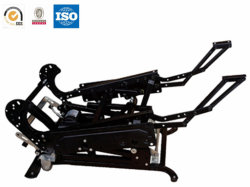 Motor de doble mecanismo de elevación silla reclinable con carro