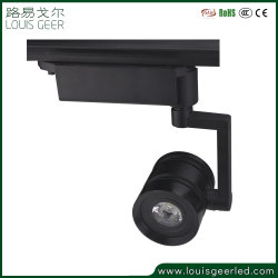 Handels12w 27W LED Spur-Licht AC85-265V des hohen Lumen-eindeutigen Entwurfs-justierbaren Träger-