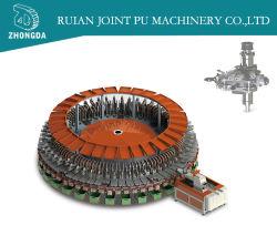Suela Circular automática máquina de la zapata de la línea de producción