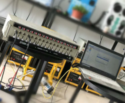 18650 26650 32650 LiFePO4 Nca Ncm NiMH NiCd Batería de iones de litio de alta capacidad de carga de ciclo de automoción y la equiparación de las pruebas de clasificación global del sistema
