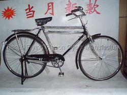 "Heavy Duty fuerte doble barra 28"" bicicleta tradicional (TR-002)."